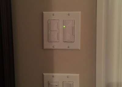 Switches and Dimmers